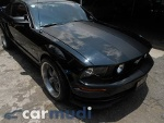 Foto Ford Mustang 2006, Color Negro, Distrito Federal