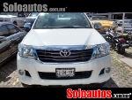 Foto Toyota hilux 4p 2.7 doble cabina sr 2013