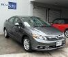 Foto Honda Civic 1.6 EX Aut 2012 en Monterrey, Nuevo...
