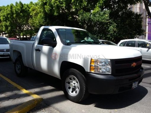 Foto Chevrolet Silverado 1500 Pick Up 2012 49720
