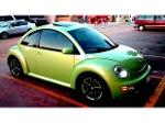 Foto 2003 vw beetle 1.8 turbo titulo limpio para...
