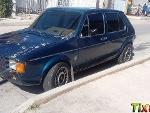Foto Volkswagen Caribe Rabbit 1981