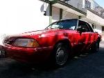 Foto Mustang convertible siempre guardado