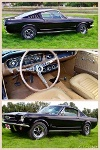 Foto Mustang 1965 2+2