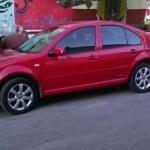 Foto Vendo Jetta clasico rojo -2013