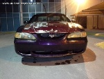 Foto Ford mustang 1996 - mustang 96 6 cilindros...