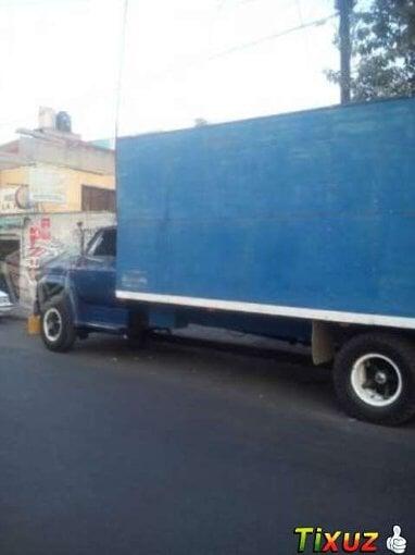 Foto Vendo camión Rabón Chevrolet Mod. 1978 con caja...
