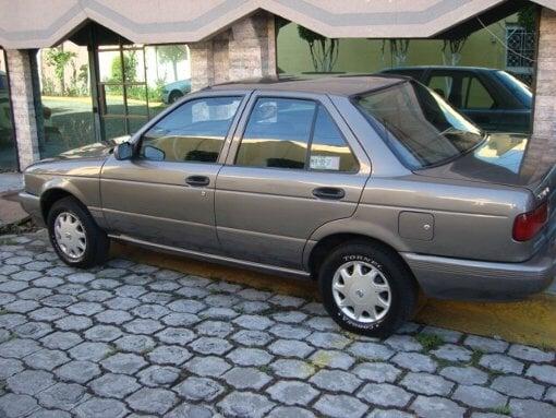 Foto Nissan Tsuru Gs2 r 1.6 2007 Capuchino 04 Ptas
