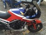 Foto Honda Interceptor Vfr 500cc Mod 1986 Todo Original