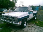 Foto Chevrolet pick up 6 cilindros std -85