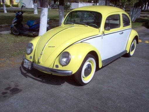 Foto Vocho clasico modelo 1963