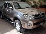 Foto Toyota doble cabina carros usados