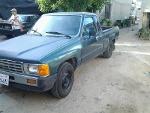 Foto Toyota xcab 1986 motor 4cil. 22r autom...