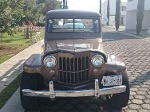 Foto Jeep Willys 63 Clasica Antigua