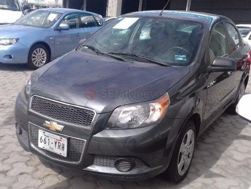 Foto Chevrolet Aveo 2013 83500
