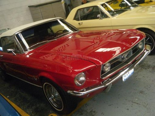 Foto Ford Mustang 1968 1