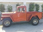 Foto Jeep Willys 1958