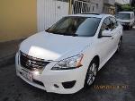 Foto Nissan sentra 4p sr l4 1.8 cvt en México