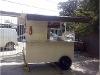 Foto Chevy astro y carro para tacos de cabeza/birria...
