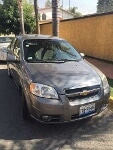 Foto Chevrolet Aveo 4p F aut ABS ee b/a MP3 R-15