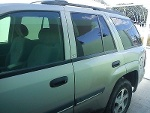 Foto Chevrolet TrailBlazer Familiar 2002