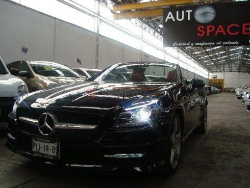 Foto Mercedes Benz Clase SLK 2014 5400