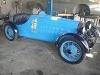 Foto Bugatti Descapotable 1927