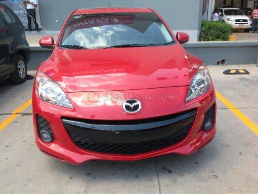 Foto Mazda 3 2012 60400