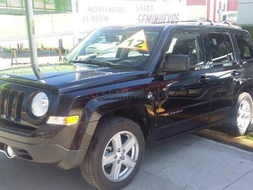 Foto Jeep Patriot 2012 66944