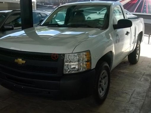 Foto Chevrolet Silverado 1500 Pick Up 2012 54000