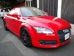 Foto Audi Tt Coupe Front 2.0 Turbo 6 Vel 2008