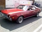 Foto Amc javelin fastback 1968