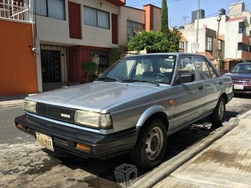Foto Nissan Modelo Tsuru año 1989 en Iztapalapa...