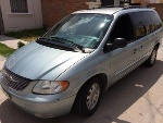 Foto Chrysler Town Country posible cambio