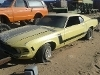 Foto Ford Mustang Mach One -70