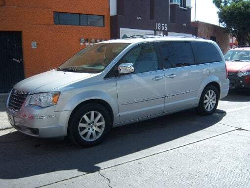 Foto Chrysler town & country limited 2008
