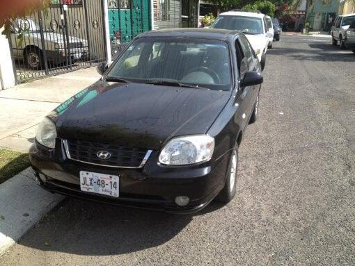 Foto Hyundai-Verna, 2004, a/ac. STD.