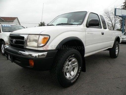 Foto Toyota Tacoma 2000 164153