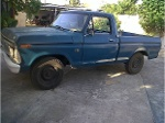 Foto Camioneta pick up ford, modelo f100 año 1976