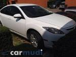 Foto Mazda 6, Color Blanco, 2009, Distrito Federal