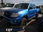 Foto Toyota Tacoma, Color Azul, 2005, Baja California