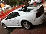 Foto Ford Modelo Mustang año 2001 en Gustavo a...