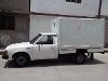 Foto Nissan pick up estaquitas caja seca cerrada