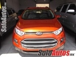 Foto FORD EcoSport 5p 2.0 TREND R16 4X2 MT 2014 Ford...