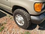 Foto Ford econoline carga diesel camion en México