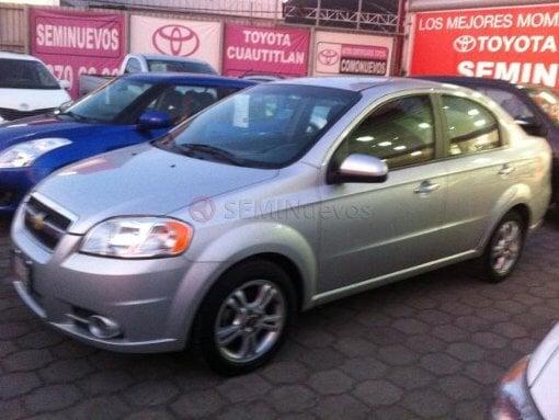 Foto Chevrolet Aveo 2011 61732