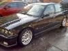 Foto BMW M3 negro 98