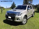 Foto Toyota hilux 4x4 srv