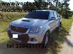 Foto Toyota hilux srv 4x4 asientos de piel