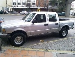 Foto Ford Ranger XL Crew Cab 2005, Fact. Original,...